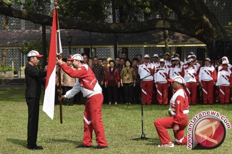Kontingen Indonesia incar 45 emas di SEA Games