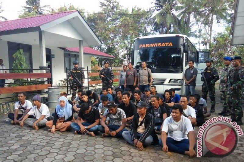 Tekong TKI Ilegal Manfaatkan Pelabuhan Rakyat Senggarang