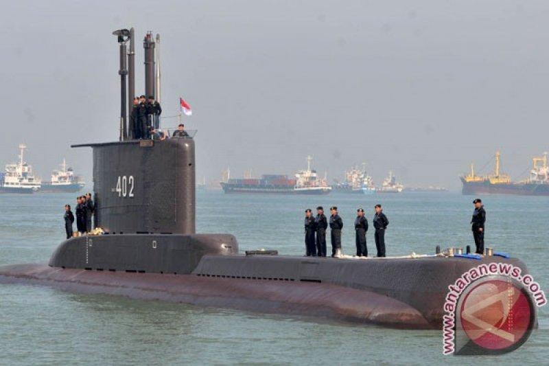Kapal selam TNI AL dikabarkan hilang kontak di Perairan Bali