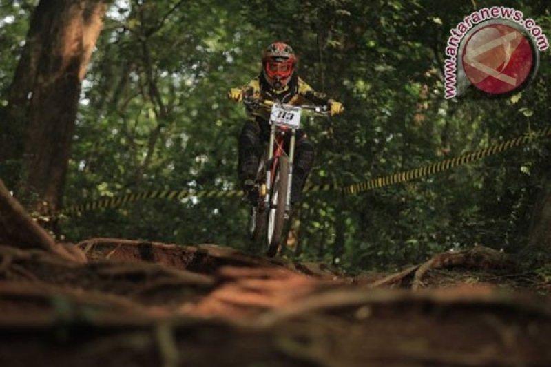 Mantap! 5 Pebalap Indonesia Turun di Kejuaraan Dunia Down Hill