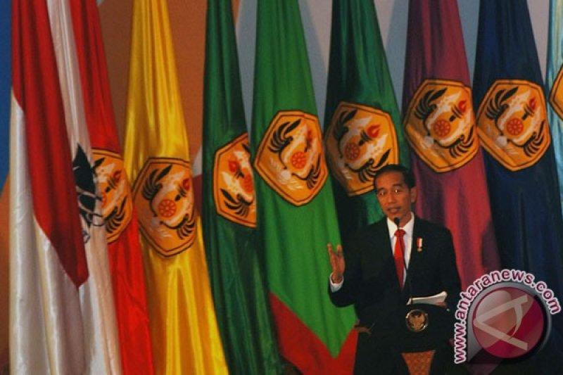 Presiden dorong Unpad lakukan inovasi riset dan iptek