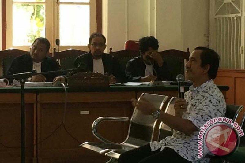 Kasus mantan Bupati Takalar dilimpahkan ke Pengadilan Tipikor