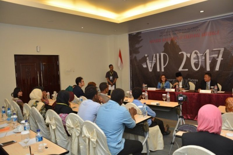 Tujuh Negara Mengikuti Konferensi Sekolah Vokasi Undip