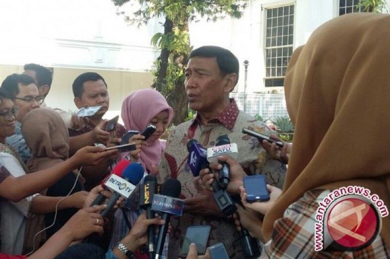 Wiranto: pemerintah pastikan penanganan gempa Lombok baik
