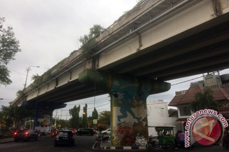 Struktur konstruksi Jembatan Lempuyangan dinyatakan baik