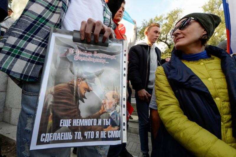 Diduga diracun, pemimpin oposisi Rusia dirawat di RS