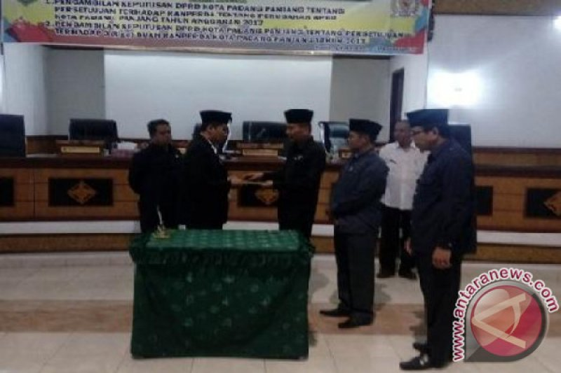 APBD Padang Panjang