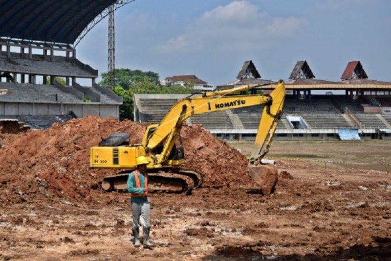 Pemakaian Stadion Jatidiri tunggu lintasan atlet jadi