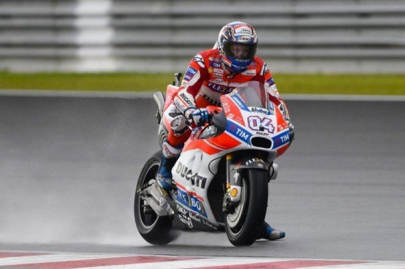 Dovizioso Juarai MotoGP Malaysia