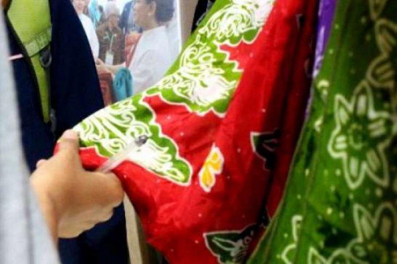Motif Ombak Bono Dalam Batik Raup Omzet Hingga Rp300 Juta