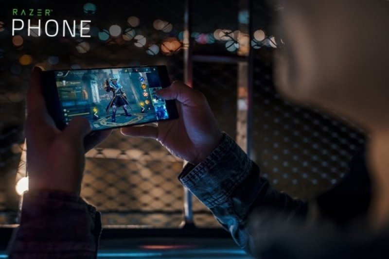 Razer Phone yang Baru Diluncurkan Dibuat dari Chasis CNC Aluminum