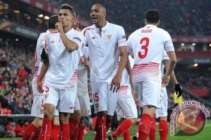 Kalahkan Spartak 2-2, Sevilla Buka Peluang 16 Besar Liga Champions