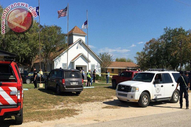 AU AS Lalai,  Terjadilah Penembakan Massal Di Gereja