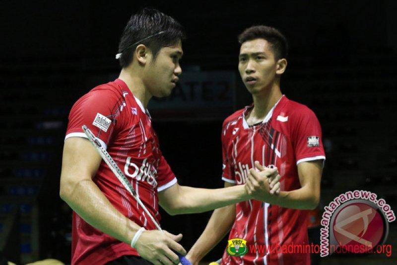 Ade/Wahyu Juara Bulutangkis Macau Open 2017