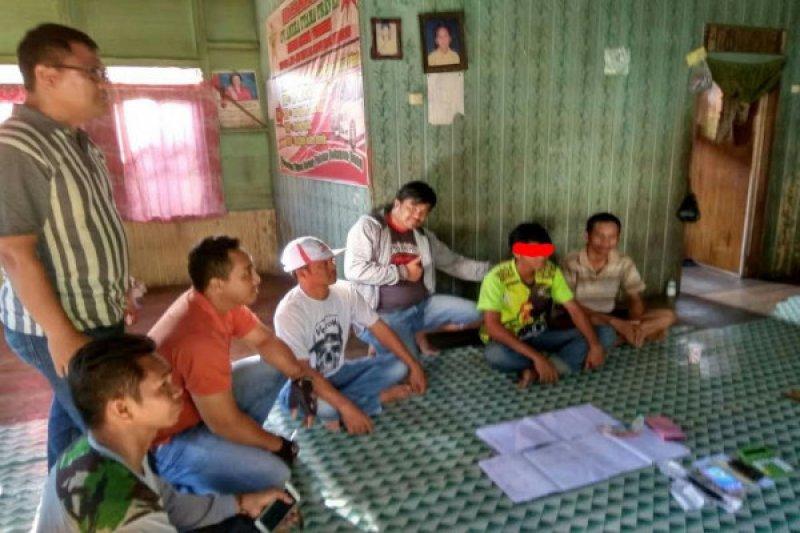 Bandar Togel di Barito Selatan Ditangkap Polisi