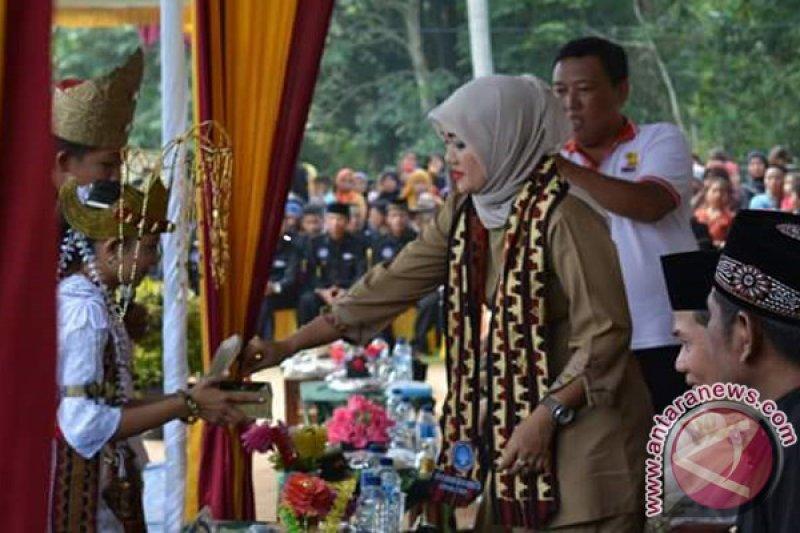 Bupati Lampung Timur Minta Warga Tingkatkan Siskamling