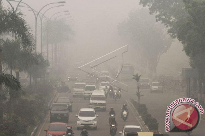 Riau berlakukan darurat pencemaran udara