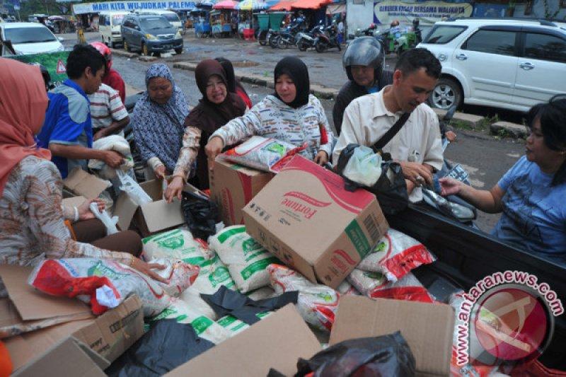 Jelang Ramadan, Tim satgas OKU pantau harga pangan