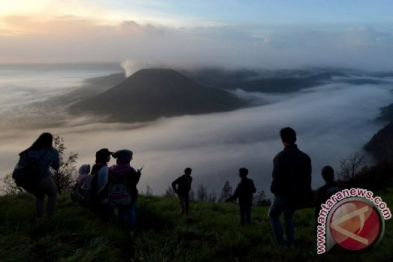 Liburan Akhir Tahun, Kunjungan Wisatawan Gunung Bromo - Semeru Meningkat
