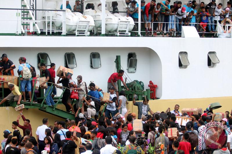Empat Kapal Pelni Siap Layani Pemudik Dari Biak Papua Antara News