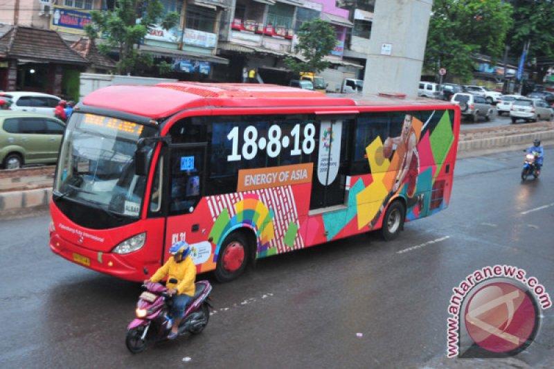 Pemkot Palembang subsidi ongkos pelayanan Trans Musi