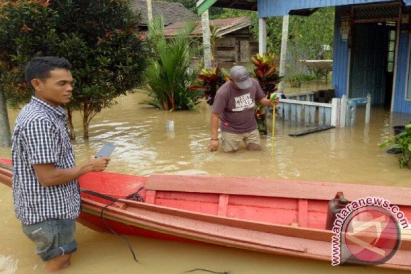 Puluhan Rumah di Kotawaringin Timur Terendam Banjir