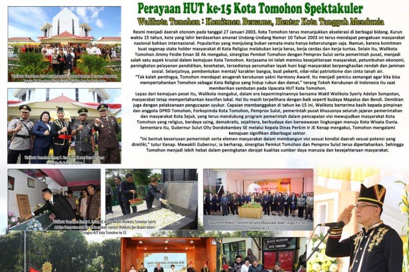 ADVERTORIAL HUT KOTA TOMOHON KE-15