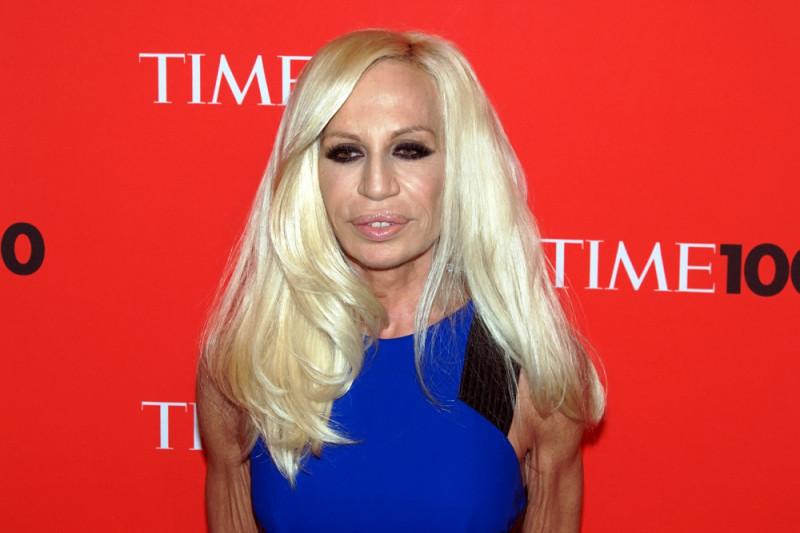 Donatella Versace tidak akan saksikan serial TV pembunuhan kakaknya -  ANTARA News