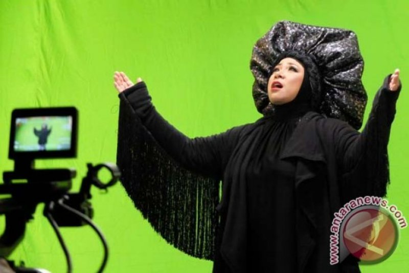 Melly Goeslaw gelar konser amal Palestina