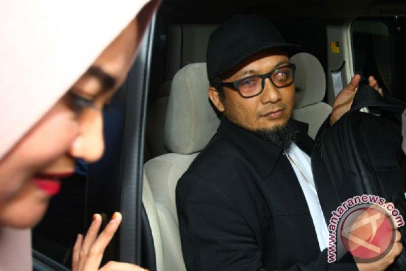 Hakim diminta vonis maksimal dua penyerang Novel Baswedan
