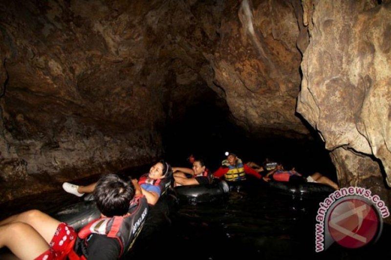 Objek wisata Gua Pindul masih tutup