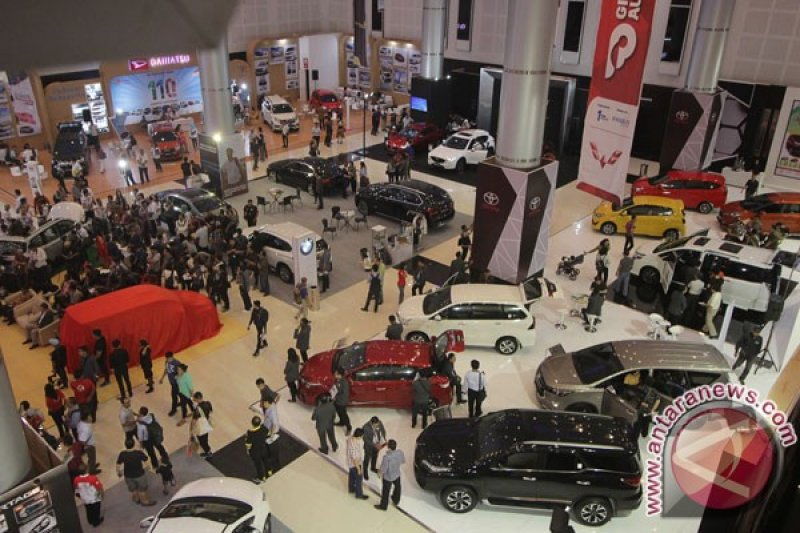 Deretan merk mobil terlaris di Indonesia