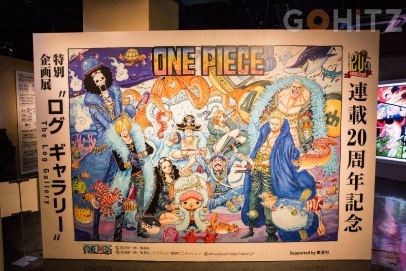 "Eiichiro Oda sakit, ""One Piece"" berhenti sementara"