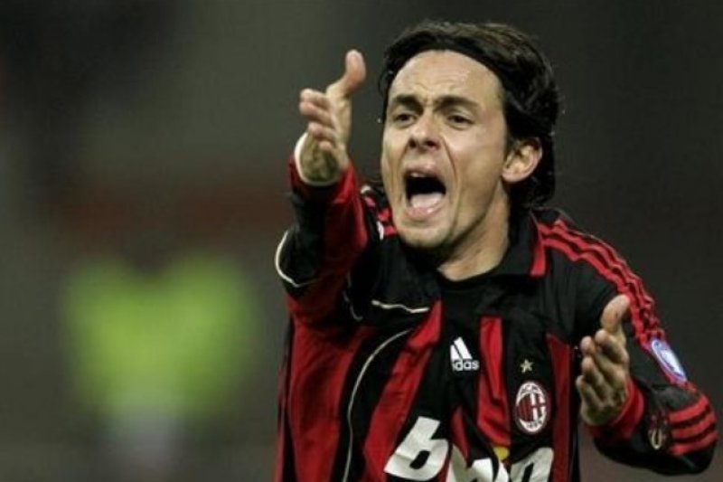 "Filippo Inzaghi kenang golnya yang ""dicuri"" Jon Dahl Tomasson"