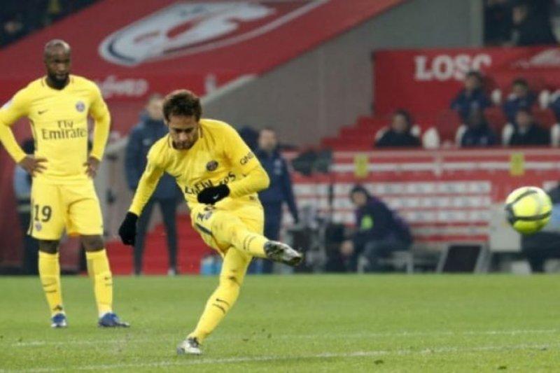 Neymar ke Bernabeu di tengah isu transfer ke real madrid