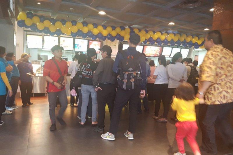 Warganet berduka terima kabar McDonald's Sarinah tutup 10 Mei