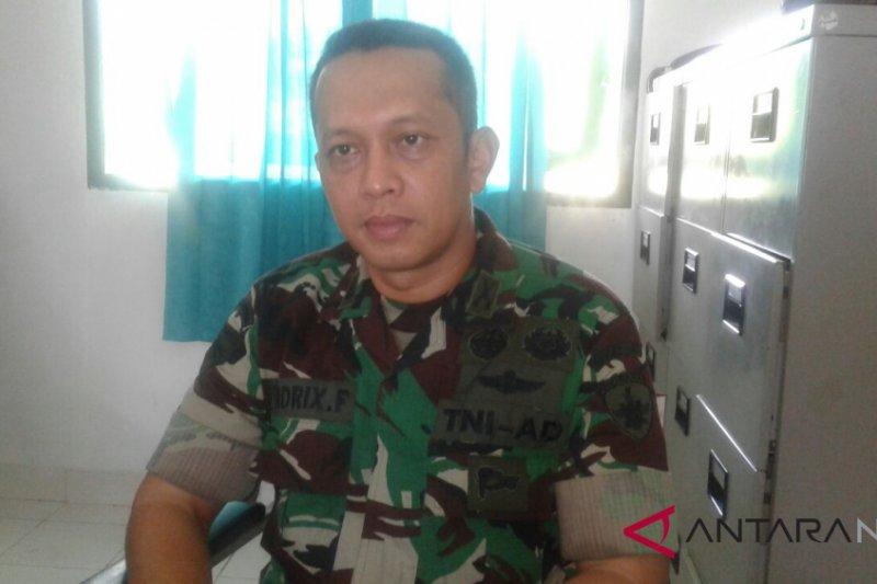 Anggota Satgas Pamtas RI-Timor Leste jadi guru