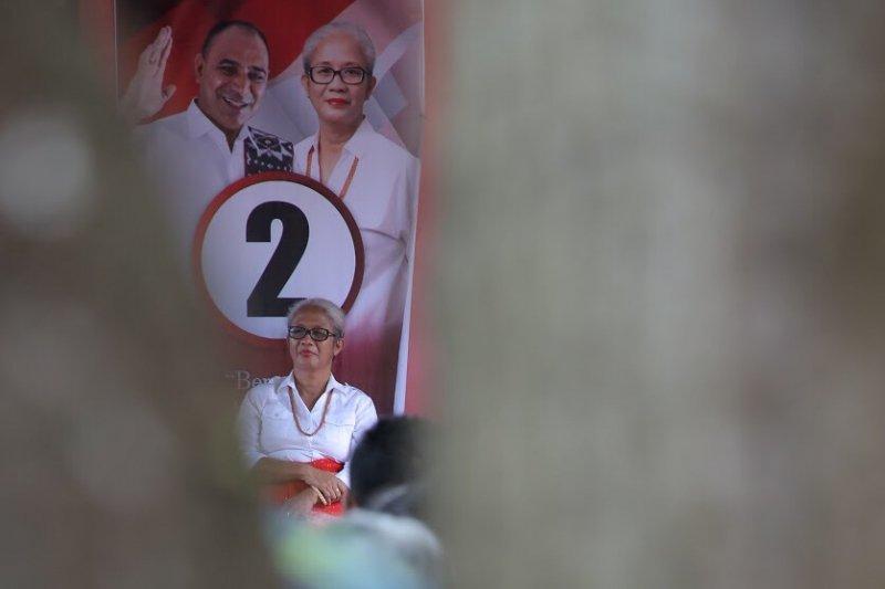 Pilkada 2018- Sosok Emelia dimata Megawati Soekarnoputri