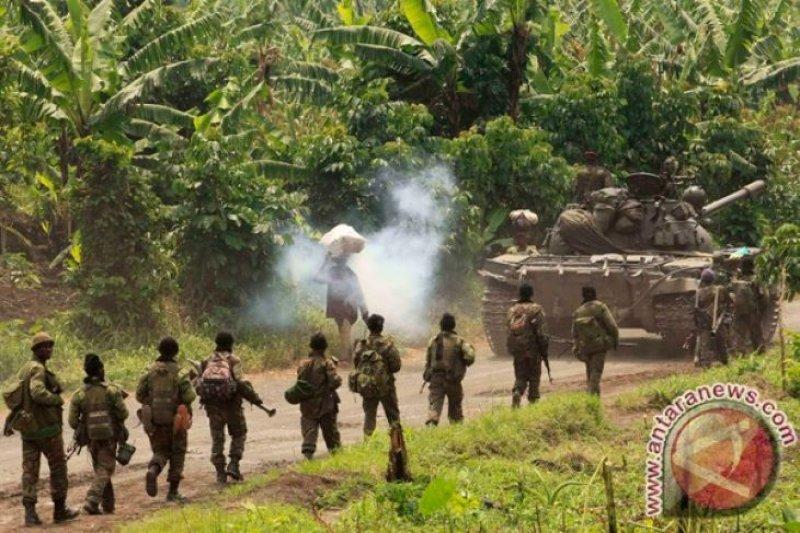 Kongo umumkan pengepungan karena serangan militan