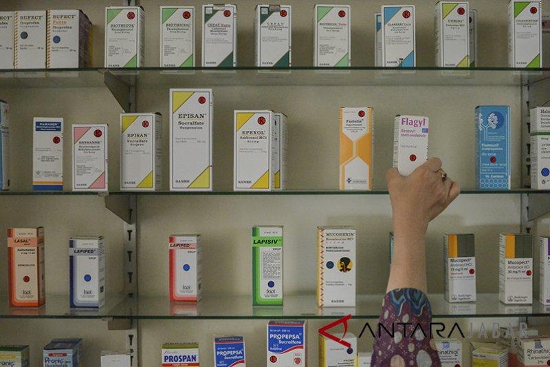 Pasokan bahan baku obat menurun, kata pengusaha farmasi