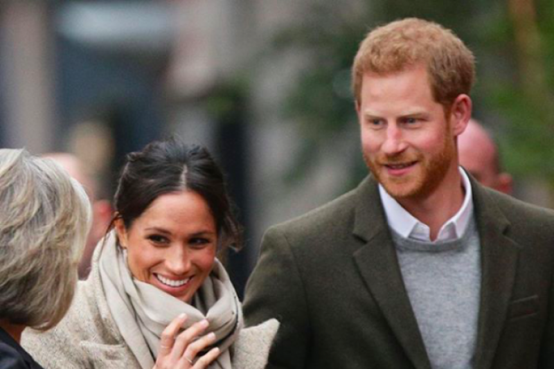 Pangeran Harry dan Meghan pindah ke Windsor Estate
