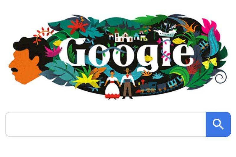 Siapakah Marquez Di Google Doodle Hari Ini Antara News