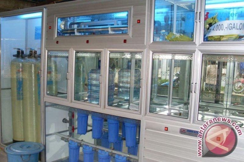Peneliti: Kepatuhan depot air minum penuhi standar mutu masih rendah