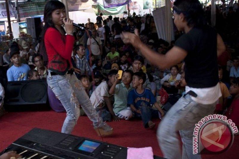 Polda Jateng periksa Wakil Ketua DPRD Kota Tegal karena gelar konser dangdut