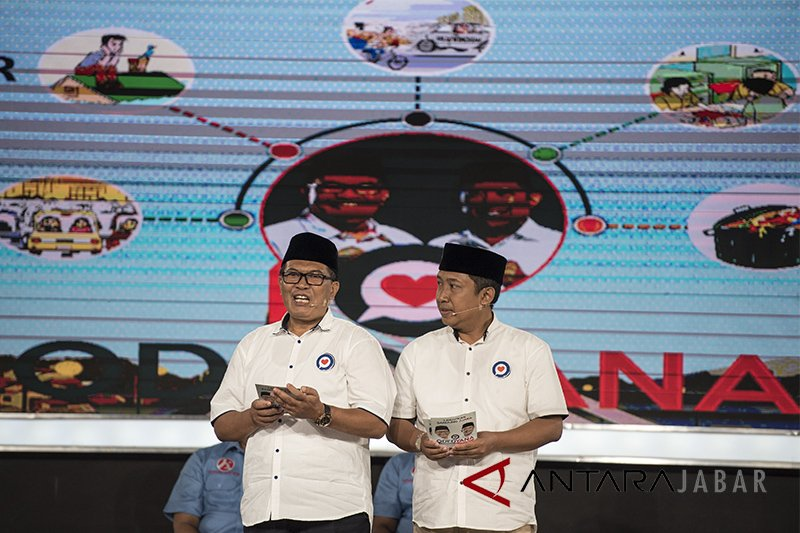 KPU tetapkan Oded-Yana pimpin Kota Bandung