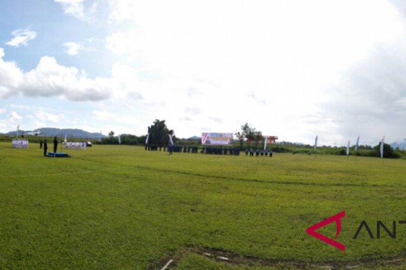 Lanudsri Manado peringati HUT TNI AU secara sederhana