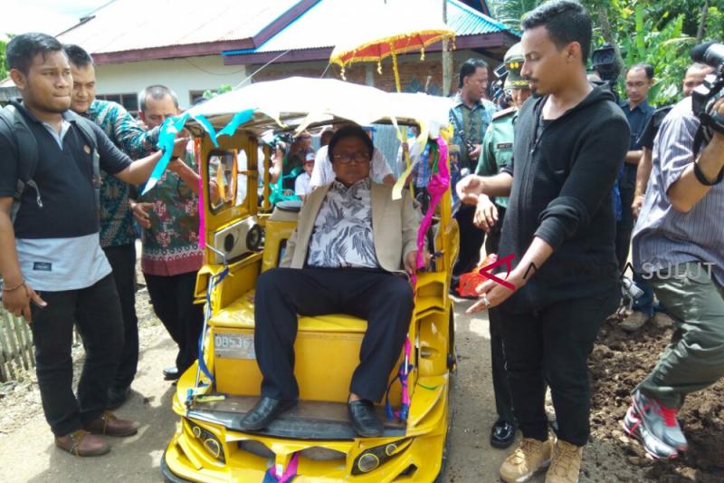 Ketua DPD dukung peningkatan dana desa