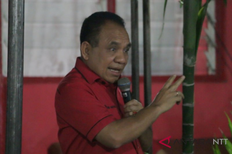 Pilkada 2018 - Frans Lebu Raya siap menangkan pasangan Marhaen