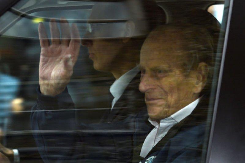 Pangeran Philip pindah rumah sakit untuk jalani pemeriksaan jantung