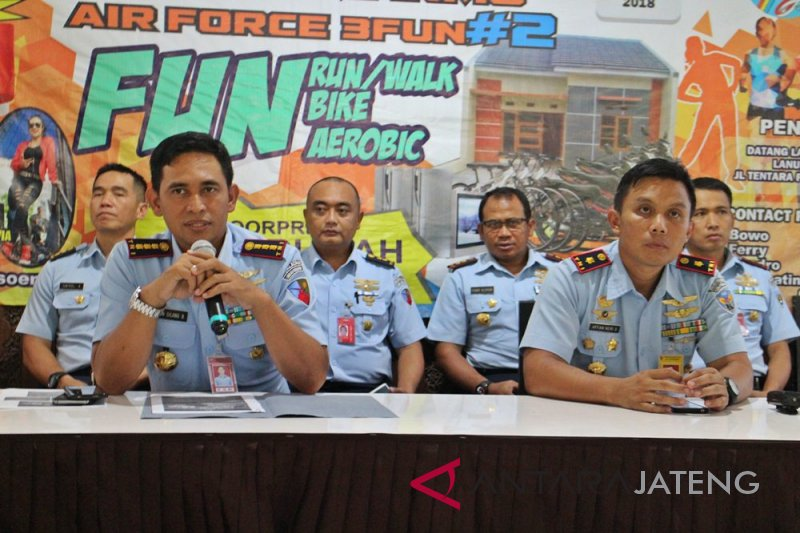 """Lanud Adi Soemarmo bakal gelar """"Air Force 3Fun"""""""